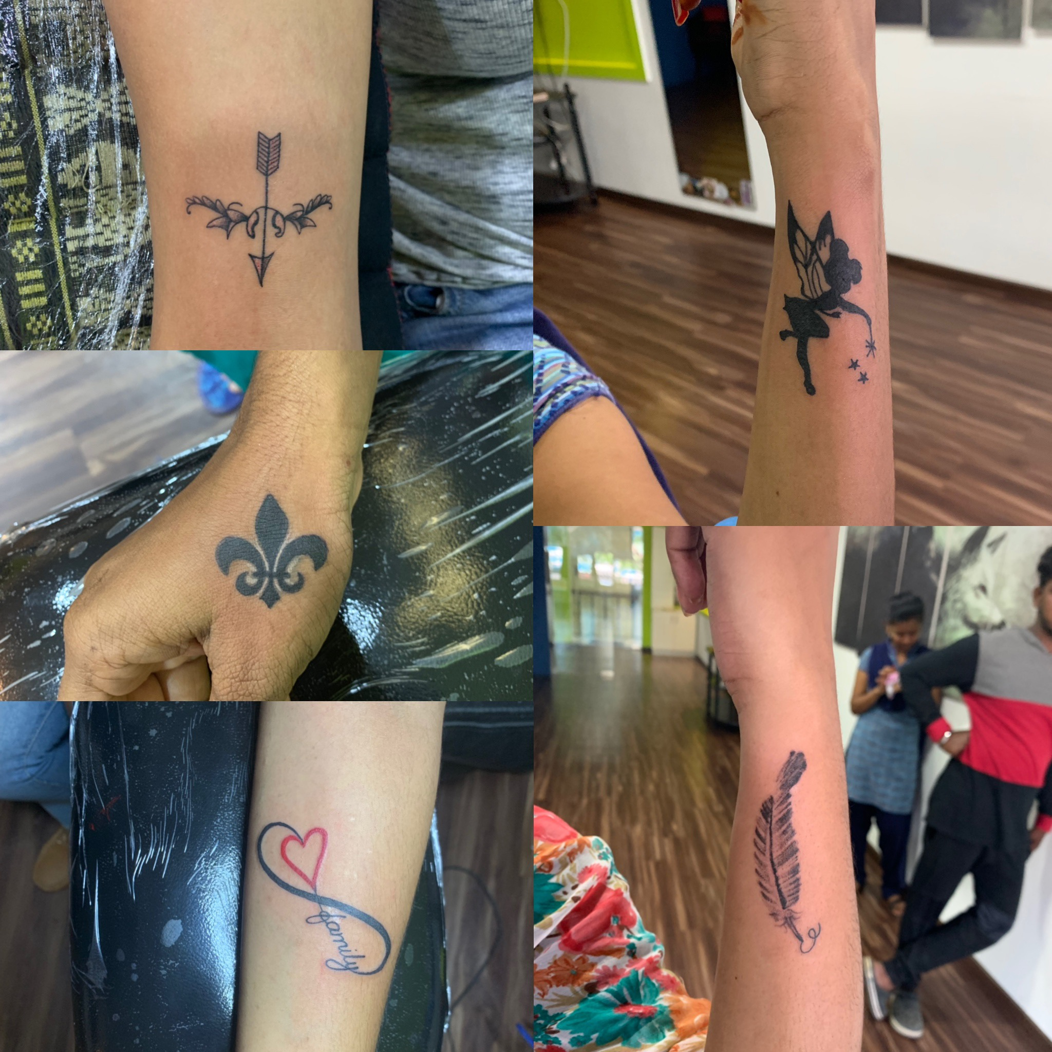 Permanent tattoos in chennai